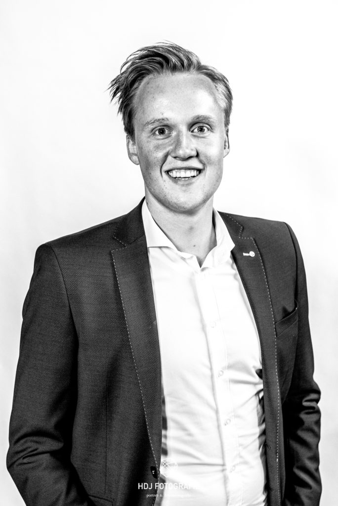 Niels Oosterhoff - Finance Professional