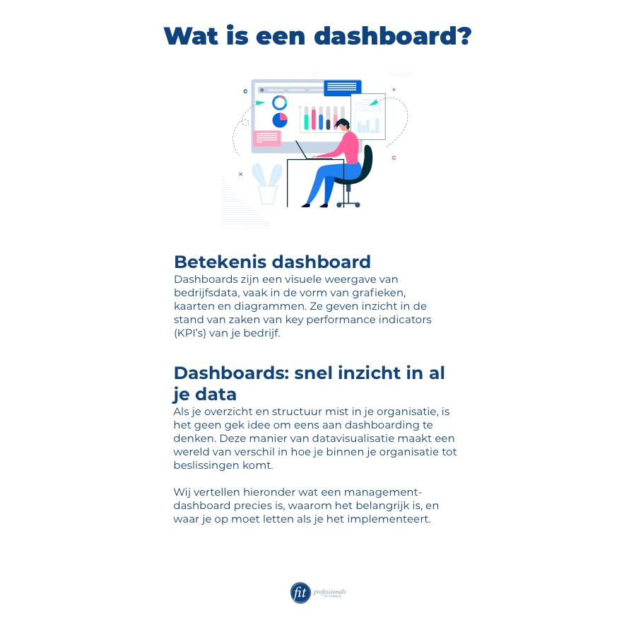 Wat is een dashboard